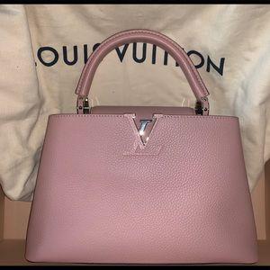 ❌SOLD❌ Louis Vuitton Capucines PM magnolia